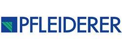 logo firmy Pfleiderer